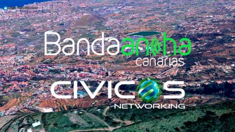 Banda Ancha 3000 y Civicos cuentan con la mayor red WiMax de Canarias